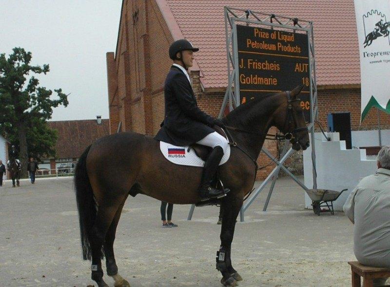 Соревнования в Черняховске