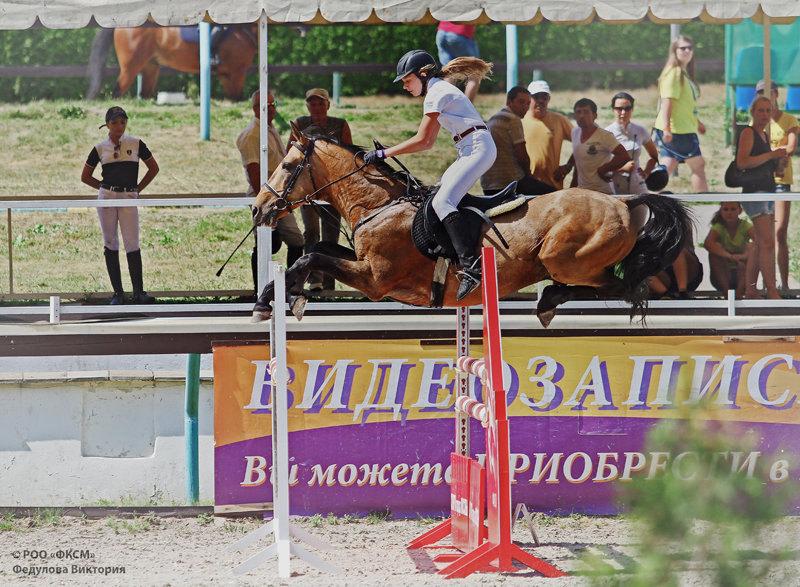 Чемпионат города Москвы, КСК Битца, 29.07.2014