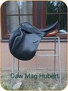 Седло конкурное Daw Mag