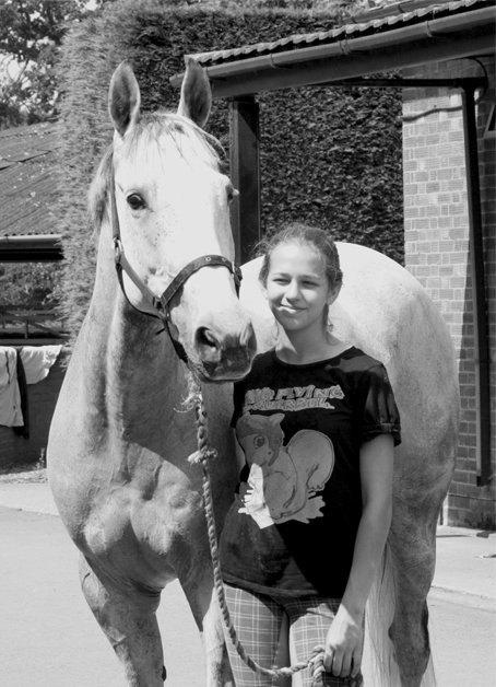 очередная серая лошадь :)