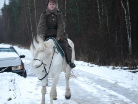 Я-солдат Красной Армии)))