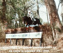 Le Lion D\'Angers. 1989 г. В. Мартышев на Нитроне.