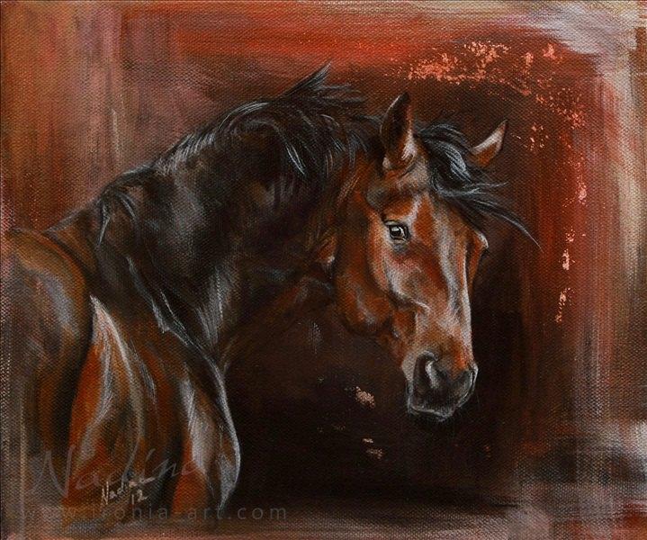 25X30cm Acrylic on canvas