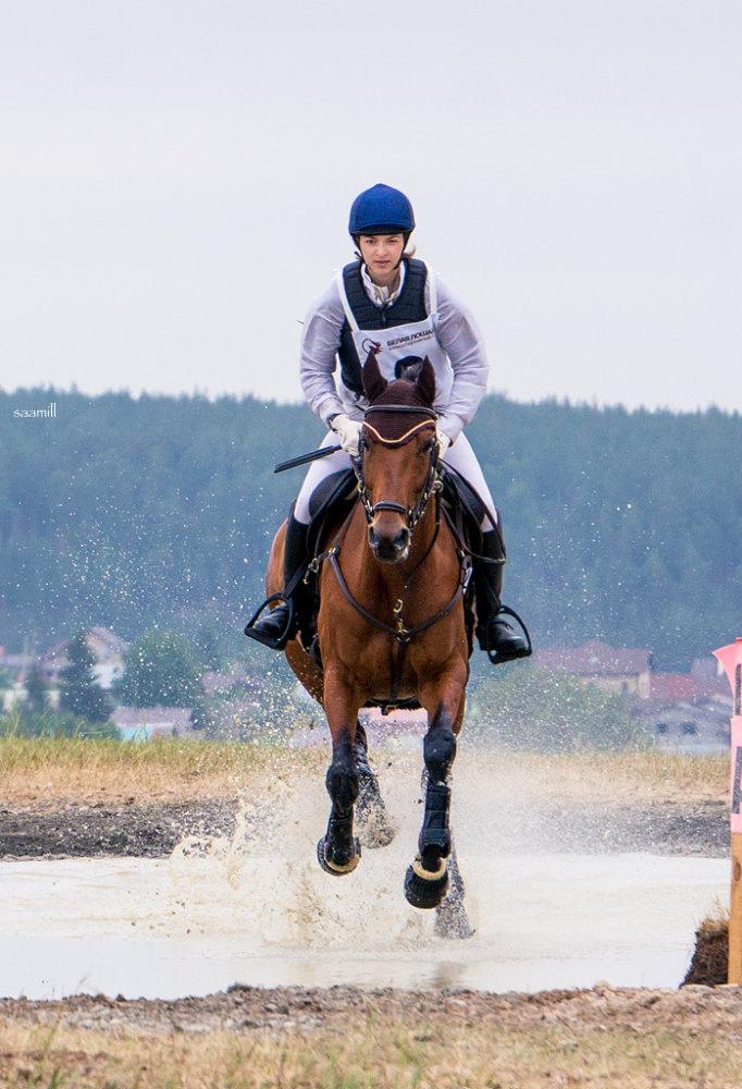 кросс в Белой лошади, Свердловская область