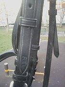 Немецкое кожаное оголовье, USG