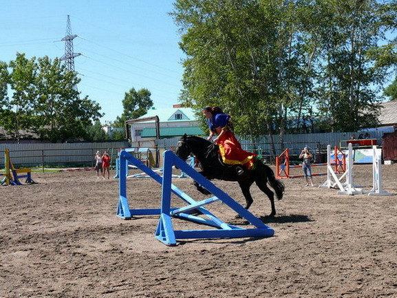 Костюмированный конкур Хабаровск