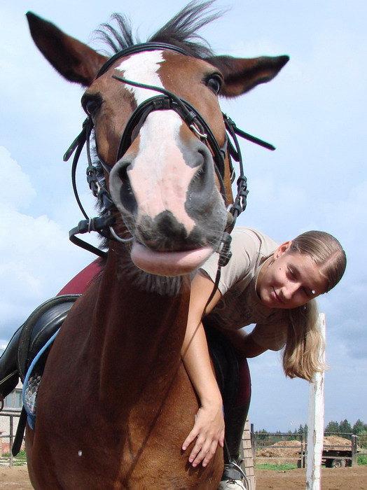 архив лето 2007. Я и Катушка