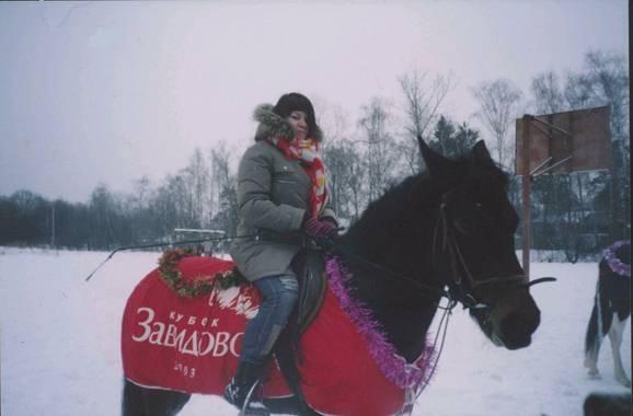 25 декабря в Немчиновке