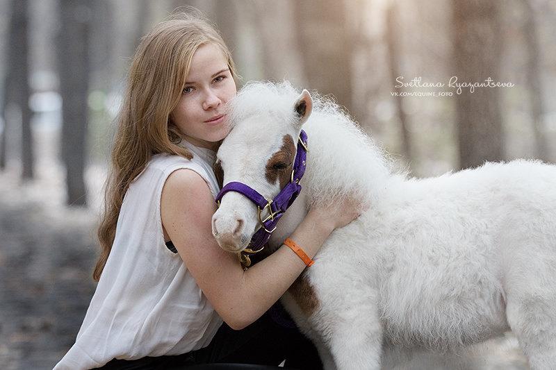 Пони-ферма Идальго