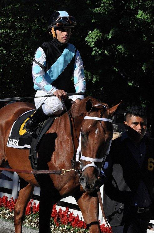 Ипподром Saratoga 2013 год, скачка Saratoga Special Stakes - Gr. 2