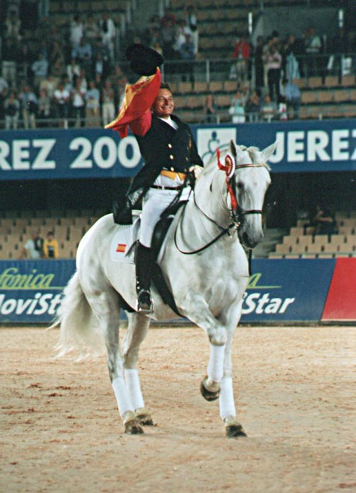 Рафаэль Сото на Инвазоре (Испания). 6 место в личном зачете.