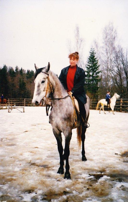 Милая Барышня (еще сама молодая, лет 10 назад, может даже боьше)