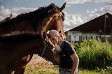Работа с лошадьми