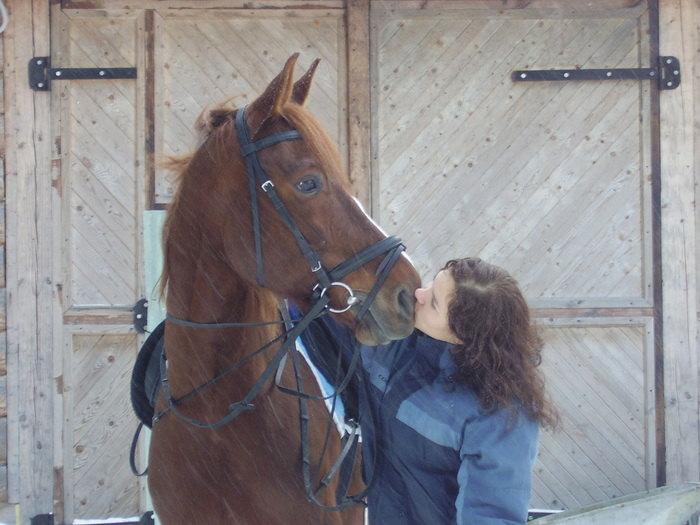 Конь и Хозяйка