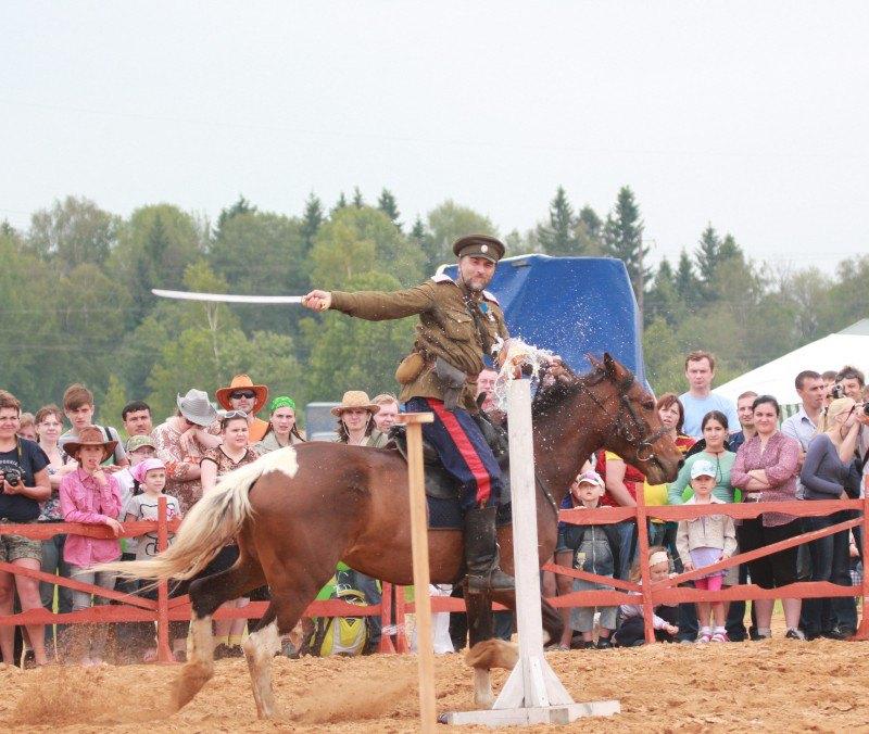 День Лошади. 11 июня 2012, Истринская долина