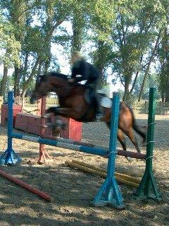 пeрвыe прыжки