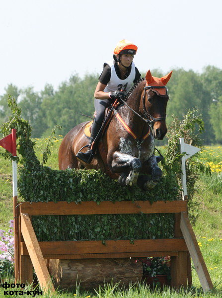 КСК Битца Кросс CIC 2 * / СNС 2*    18.05.13