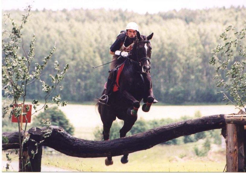 Александр Липатов на Хибине (8 место)