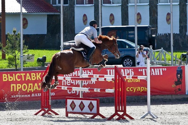 Дмитрий Ежов и Фабиола