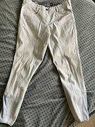 Продам белые штаны