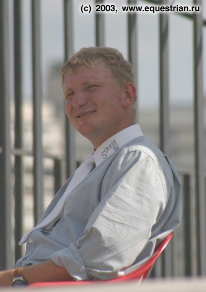 Владимир Белецкий