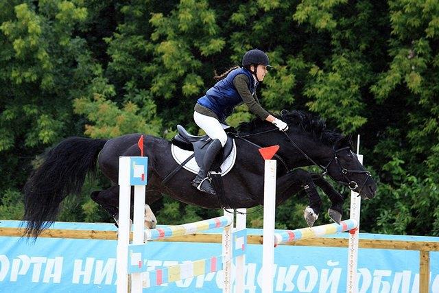 ПФО конкур 2014 Н.Новгород