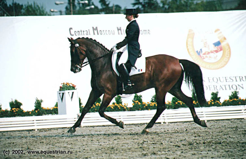 Caroline Meriaux на Juweel\'O