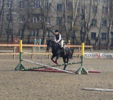 Прыгаем с Кагоркой