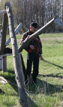 А.П. Борисов - бесменный составитель маршрутов полевых испытаний Регионального ЧР.