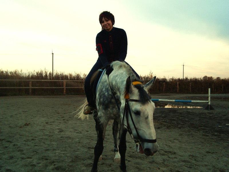 """ДЮСШ по конному спорту в УчХоз """"Тулинское"""""""