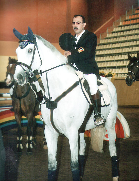 Артур Багдасарьян на Аполло-Гранде - награждение