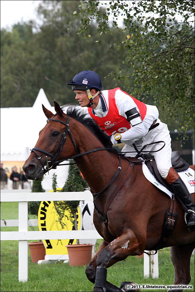 Fox-Pitt	William	Cool Mountain