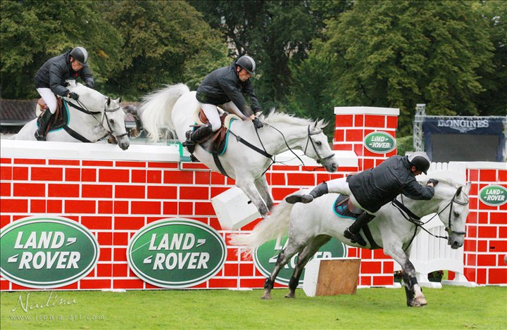 FEI Nations CUP Dublin
