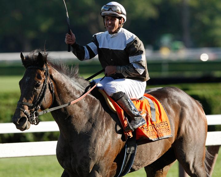 �������� Saratoga 2010 ���, ������ Travers Stakes.