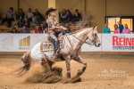 NRHA European Affiliate Championship 2016, UT Spurs For Olena with his owner Anna Muratova