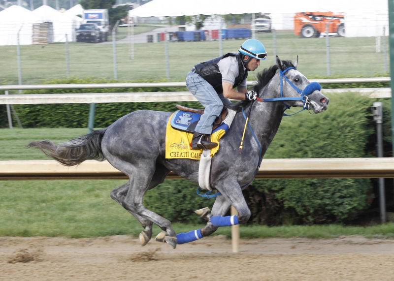 �������� Churchill Downs 2012 ���, ���������� � ������� ����� ������� ������ - Kentucky Derby.