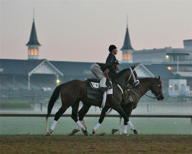 Ипподром Churchill Downs 2006 год.