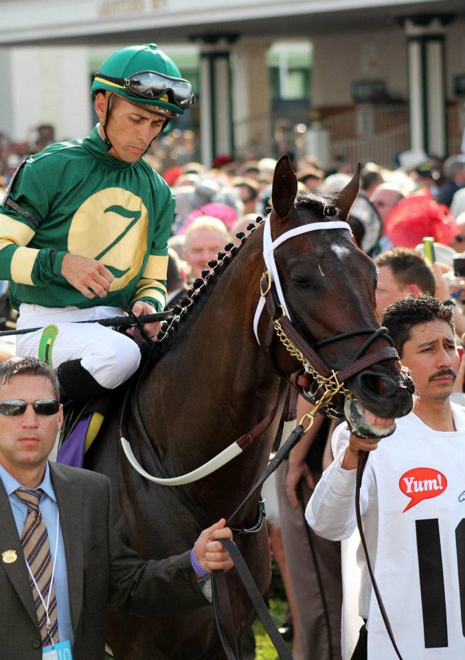 �������� Churchill Downs 2012 ���, ������ ���� ������� ������ - Kentucky Derby.