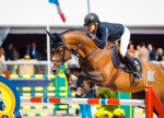 и Malin Baryard-Johnsson, Rolex Grand Prix'160, CSI 5* Stephex Masters, Bruxelles, 6.09.2015.