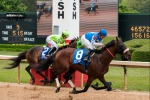 Ипподром Oaklawn Park, скачка Oaklawn Handicap 2016 год.